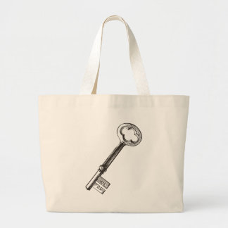 key large tote bag