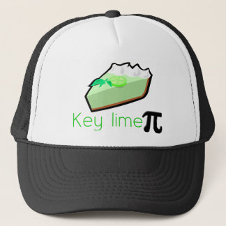 Key Lime Pie Trucker Hat