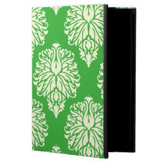 Key Lime Southern Cottage Damask Cover For iPad Air