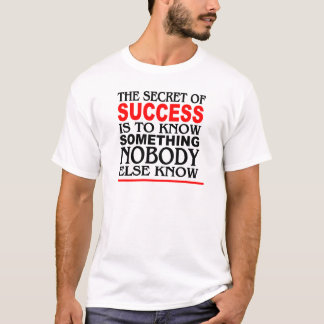 KEY OF SUCCESS T-Shirt
