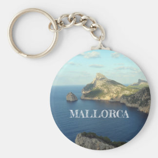 key ring Cabo de Formentor in the island of