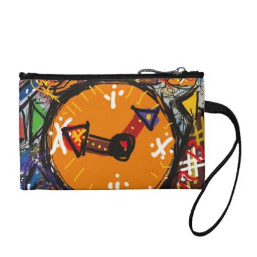 Key-ring change purse HAMDI