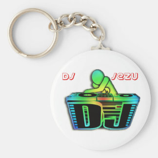 key ring dj jezu