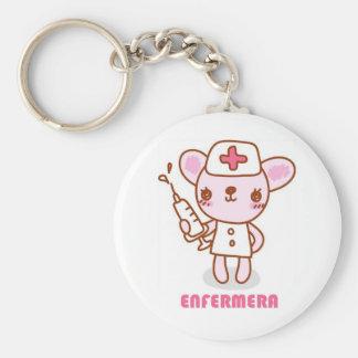 Key ring of ratoncita nurse