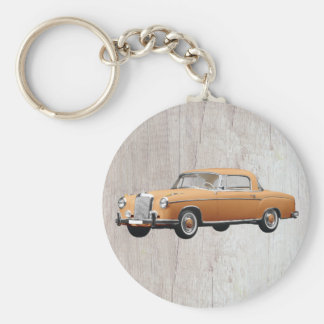 key ring old car Mercedes-benz