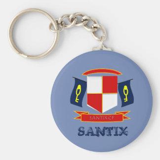 Key ring plates SANTIX VF