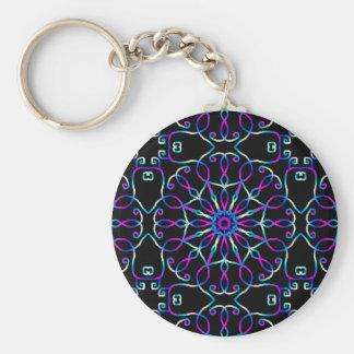 Key-ring Psychedelic Vision Drill 2 Key Ring