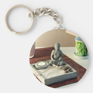 Key-ring Zen Buddha Key Ring