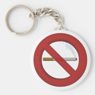 Key supporter nonsmoker key ring