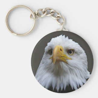 Key supporter Weis head eagle eagle Key Ring