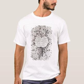 Key to Genealogical Tree T-Shirt