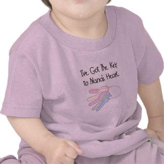 Key to Nana s Heart Tshirts and Gifts
