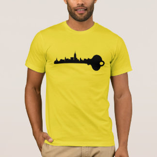 Key To The City T-Shirt