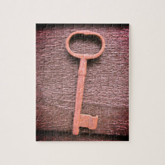 Key To Your Heart Relaxing Self-Care Jigsaw Puzzle