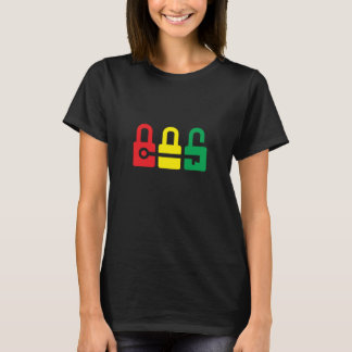 Key to your lock T-Shirt