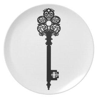 Key V Plate
