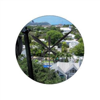 Key West 2016 (203) Round Clock