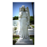 Key West Angel Picture Card