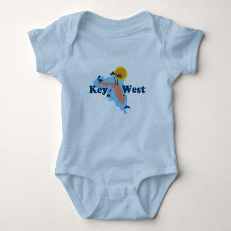 Key West. Baby Bodysuit
