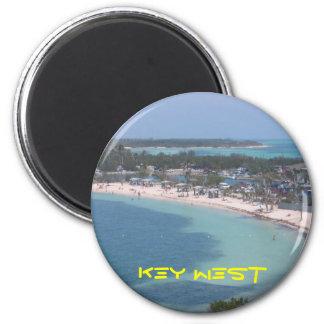 Key West Beach Magnet