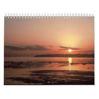Key West Beauty by Scott S. Jones Calendar