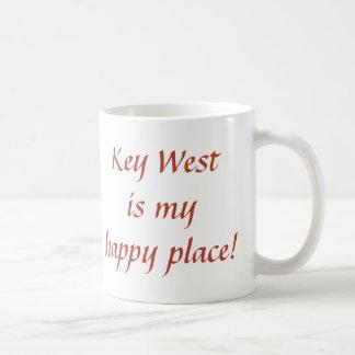 Key West Bike Mug