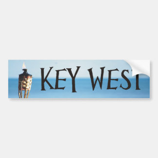 Key West Bumper Sticker