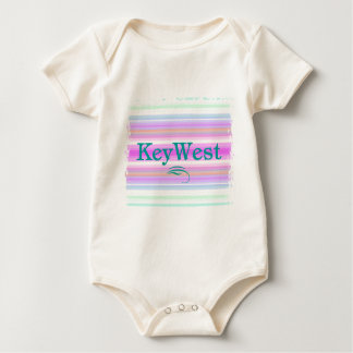 Key West Colours Baby Bodysuit