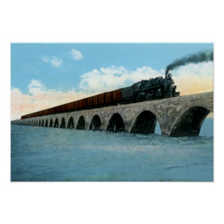 Key West Florida Cuban Special Long Key Poster