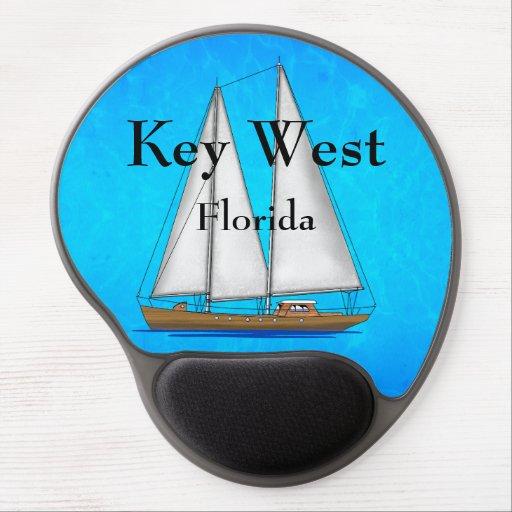 Key West Florida Gel Mouse Mat