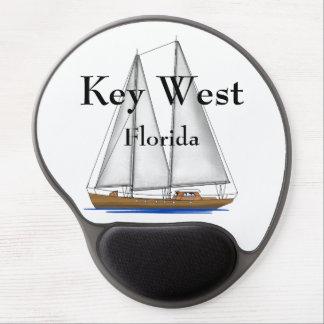 Key West Florida Gel Mousepads