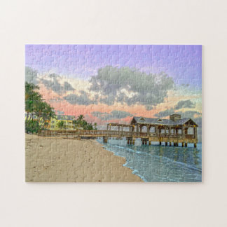 Key West Florida. Jigsaw Puzzle