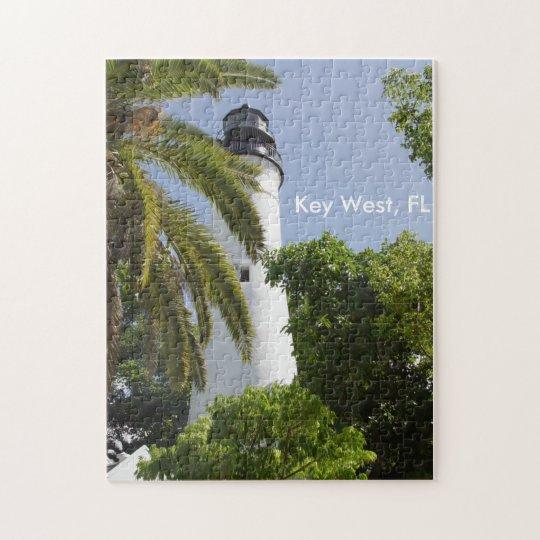 Key West Florida Lighthouse puzzle