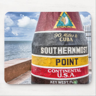 Key West Florida Mousepad