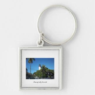 Key West lighthouse keychain