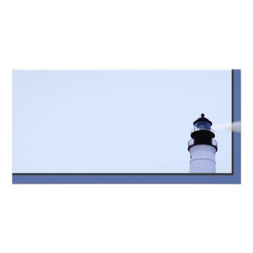 Key West  Lighthouse Photo Greeting Card