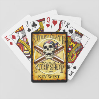 KEY WEST PLAYING CARDS