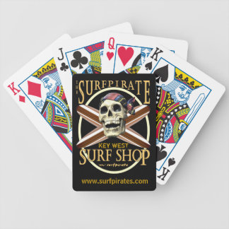 Key West Poker Bicycle Playing Cards