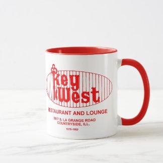 Key West Restaurant, Counrtyside, IL Mug