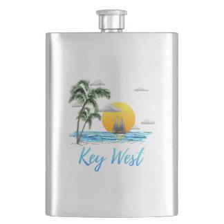 Key West Sailing Hip Flask