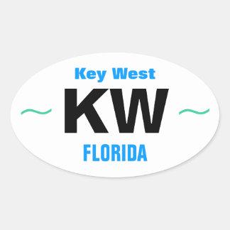 KEY WEST stickers (4)