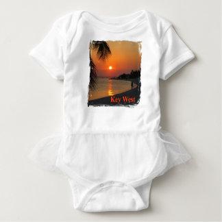 Key West Sunset Baby Bodysuit