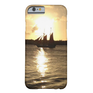 Key West Sunset Boats Barely There iPhone 6 Case