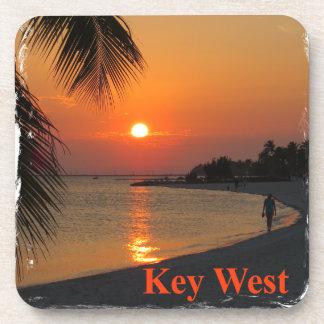 Key West Sunset Coaster