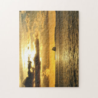 Key West Sunset Jigsaw Puzzle