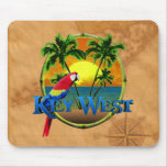 Key West Sunset Mouse Mat