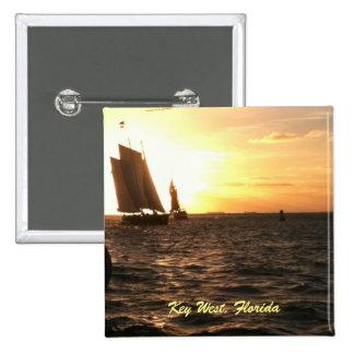 Key West Sunset Pin