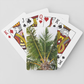 Key West,Tropical, Palm Tree Playing Cards