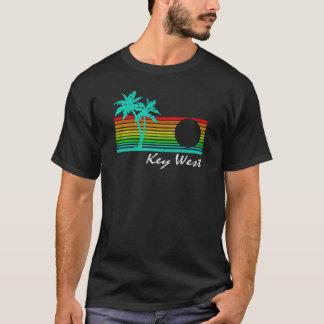 Key West - Vintage Distressed Design T-Shirt