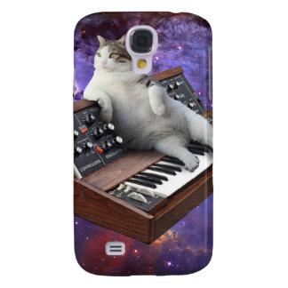 keyboard cat - cat memes - crazy cat galaxy s4 cover
